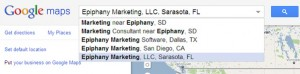 Find Your Business on Google Maps