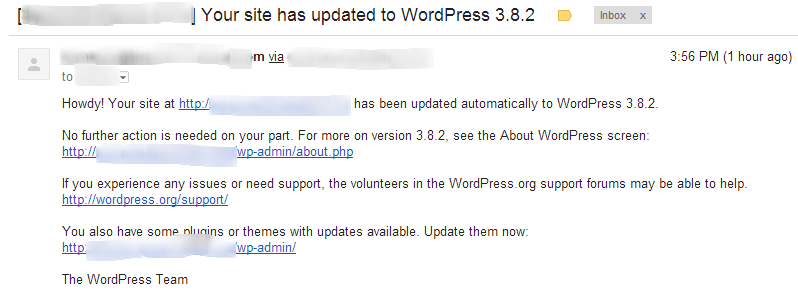WordPress Automatic Updates: Pros and Cons