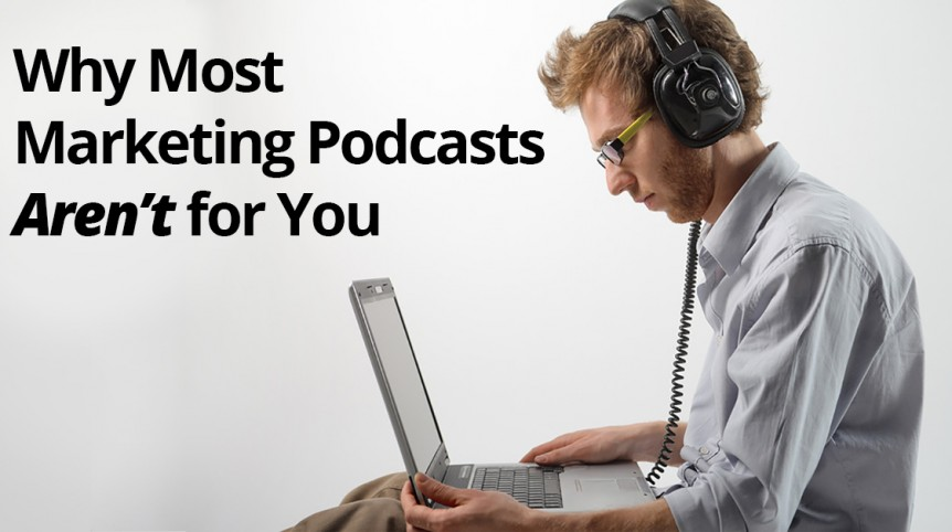 Marketing Podcast for Small Businesses