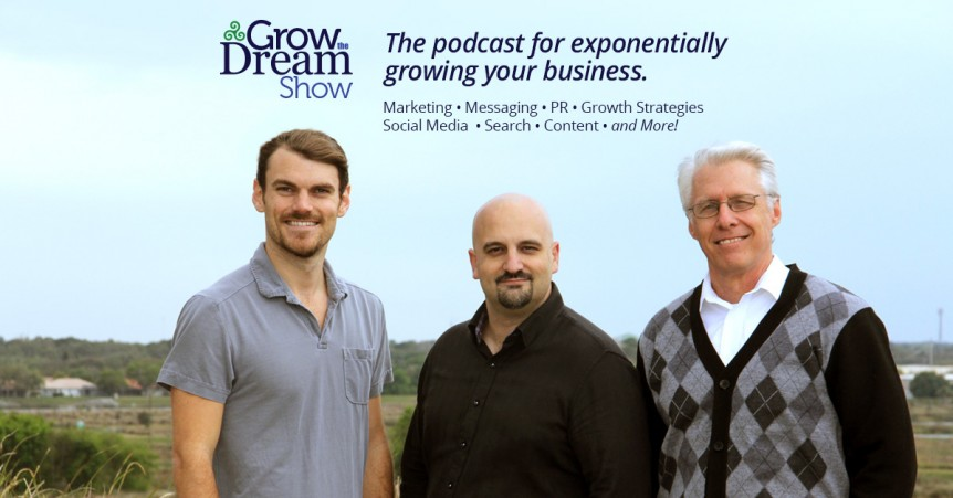 The Growth Show Renamed Grow The Dream Show