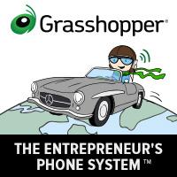 Grasshopper: The Entrepreneur's Phone System