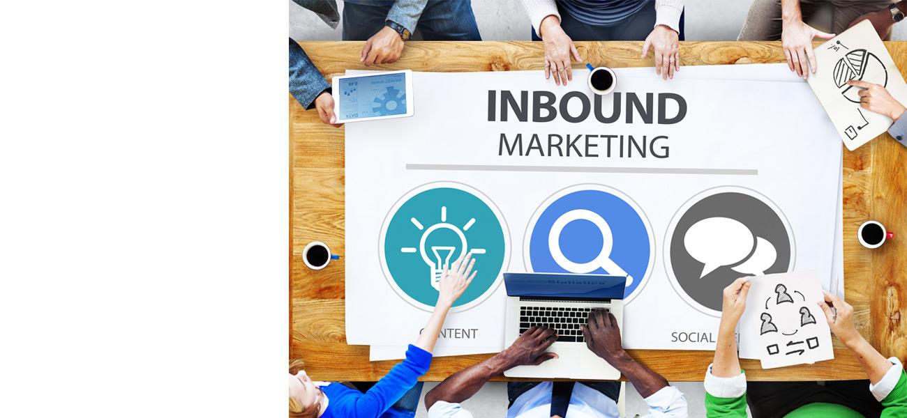 Inbound Marketing Slide