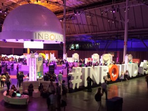 INBOUND 2015 Conference - Exhibit Floor