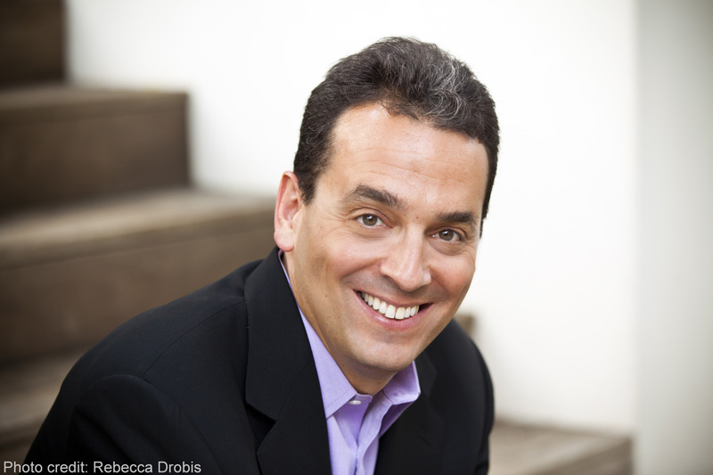 Daniel Pink, Photo © Rebecca Emily Drobis, All Rights Reserved