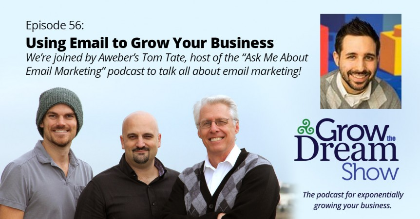 Episode 56: Using Email to Grow Your Business