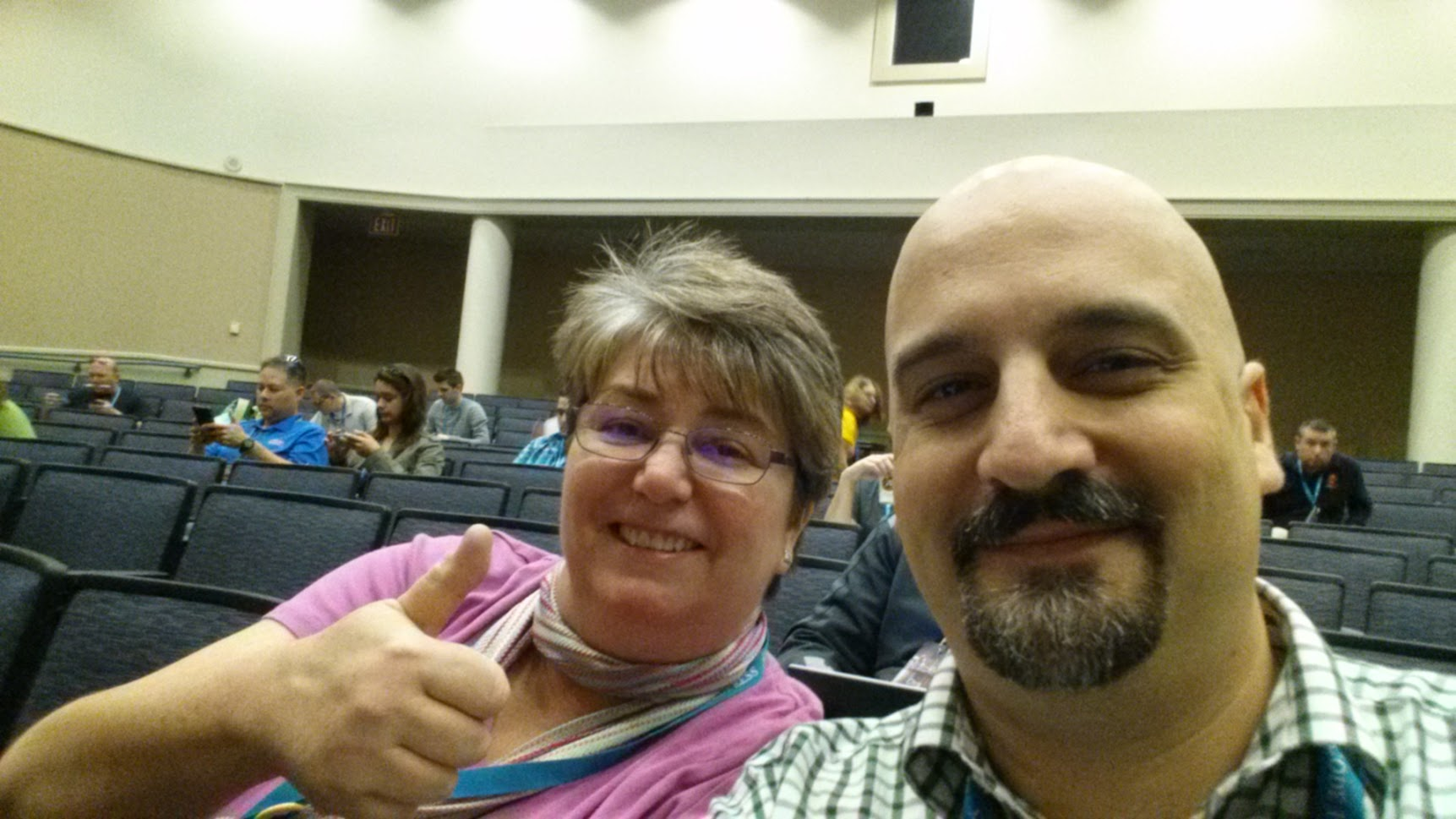 Pam Blizzard, a valuable member of the Sarasota WordPress community