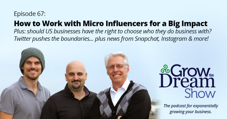 Episode 67: How to Work with Micro Influencers for a Big Impact