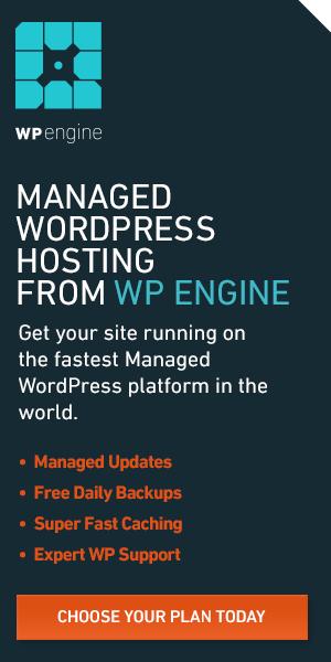 WP Engine Affiliate AD