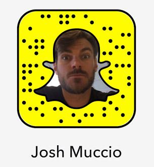 Josh Muccio - Moocheo - Snapchat