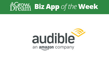 Biz App of the Week: Audible