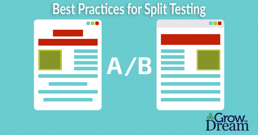 Best Practices for Split Testing