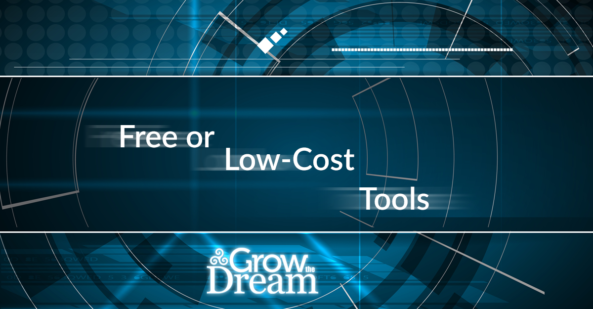 Free or Low-Cost Tools for Small Businesses