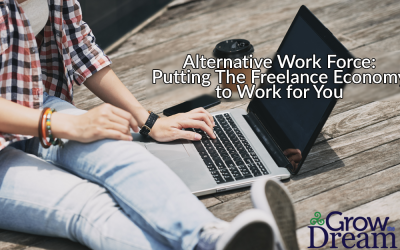 Alternative Work Force: Putting the Freelance Economy to Work for You