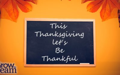 Blessings and Thanks