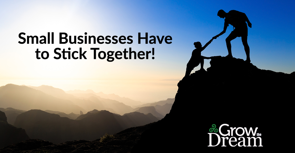 6 Ways Small Businesses Can Support Each Other in This Crisis!
