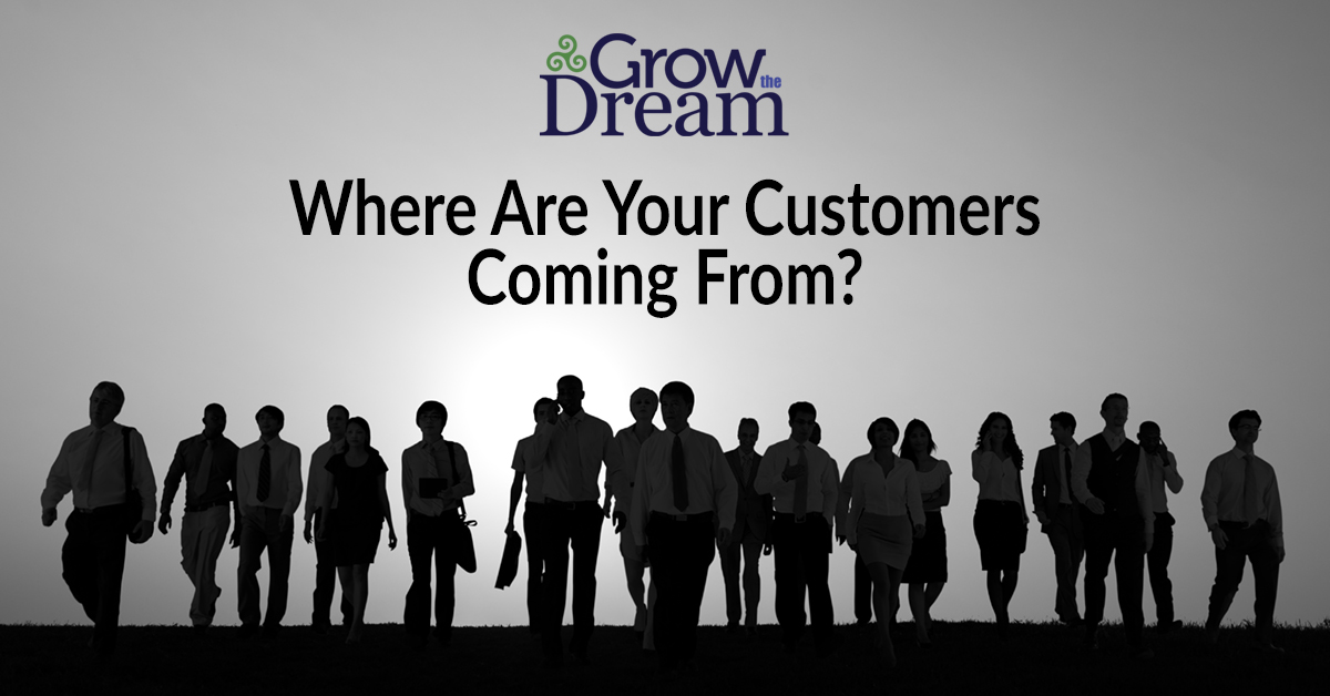 Where Are Your Customers Coming From?