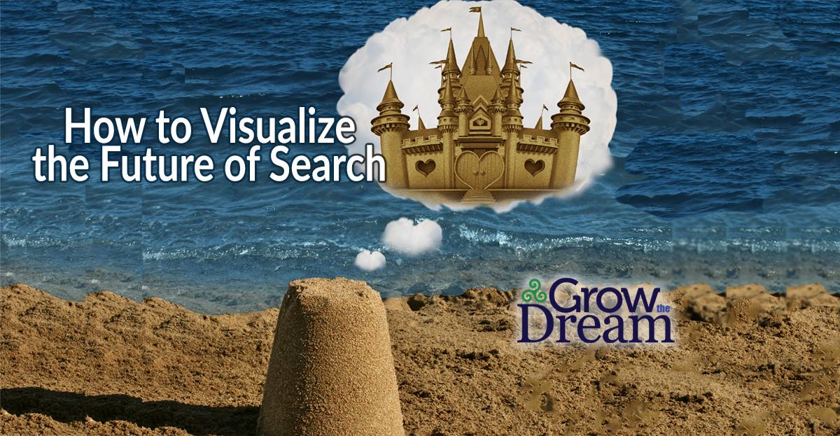 How to Visualize the Future of Search