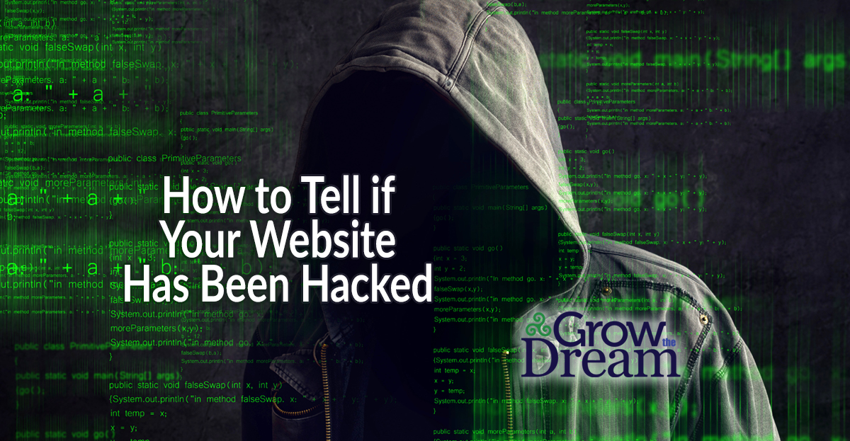 How to Tell if Your Website Has Been Hacked