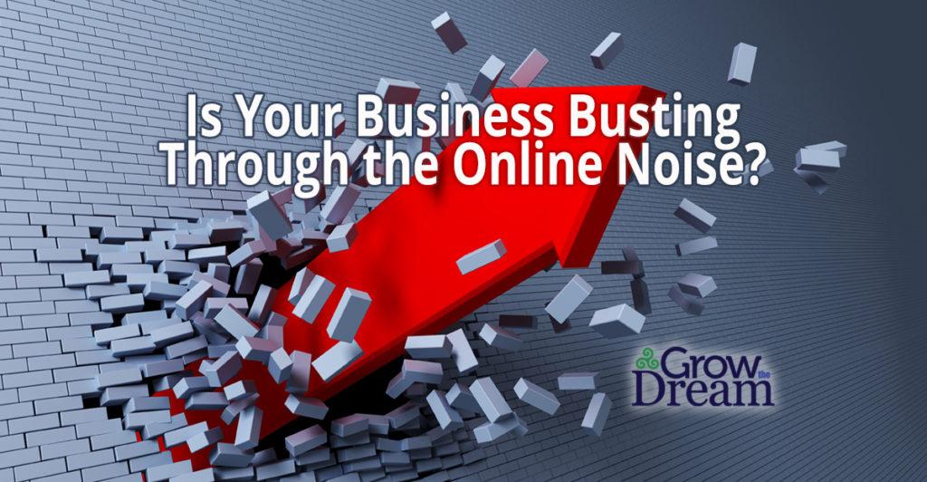online noise, burst