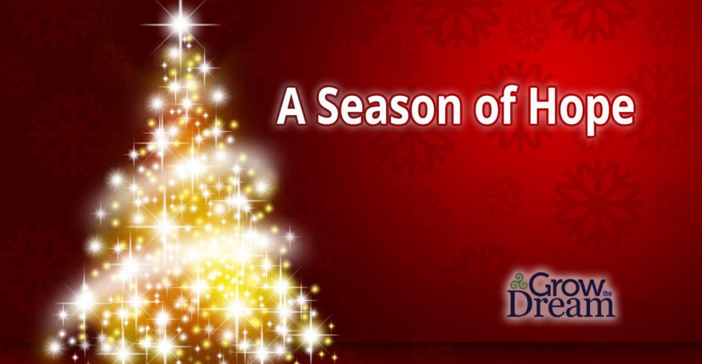Christmas, hope, peace