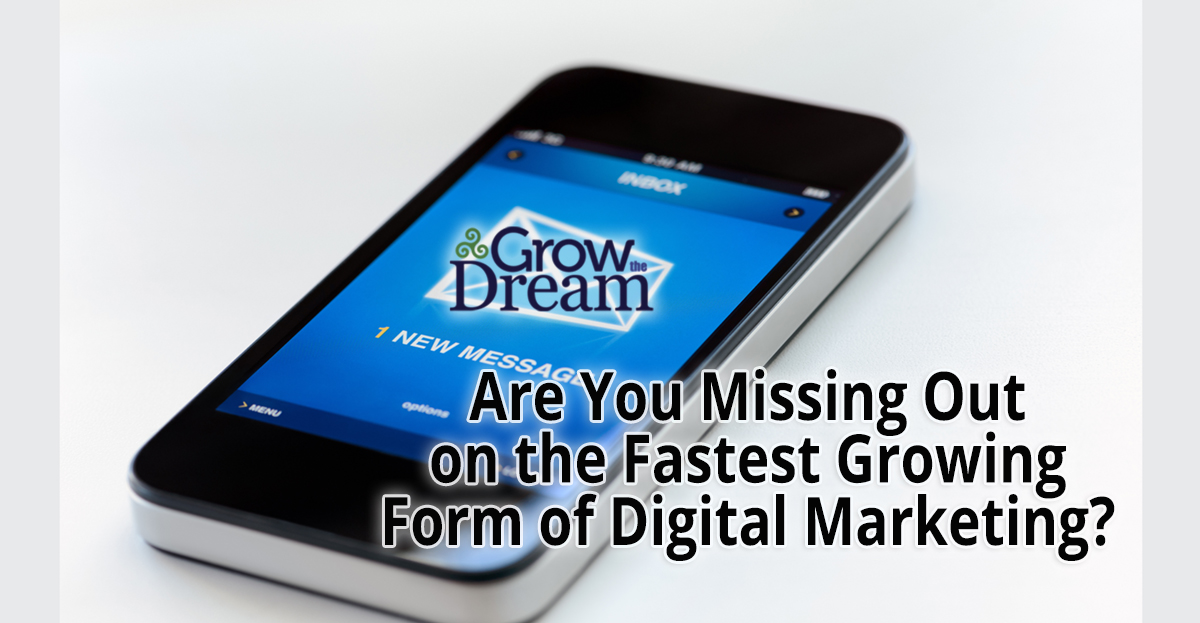 Are You Missing Out on the Fastest Growing Form of Digital Marketing?