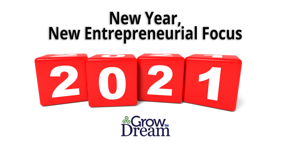 New Year, New Entrepreneurial Focus